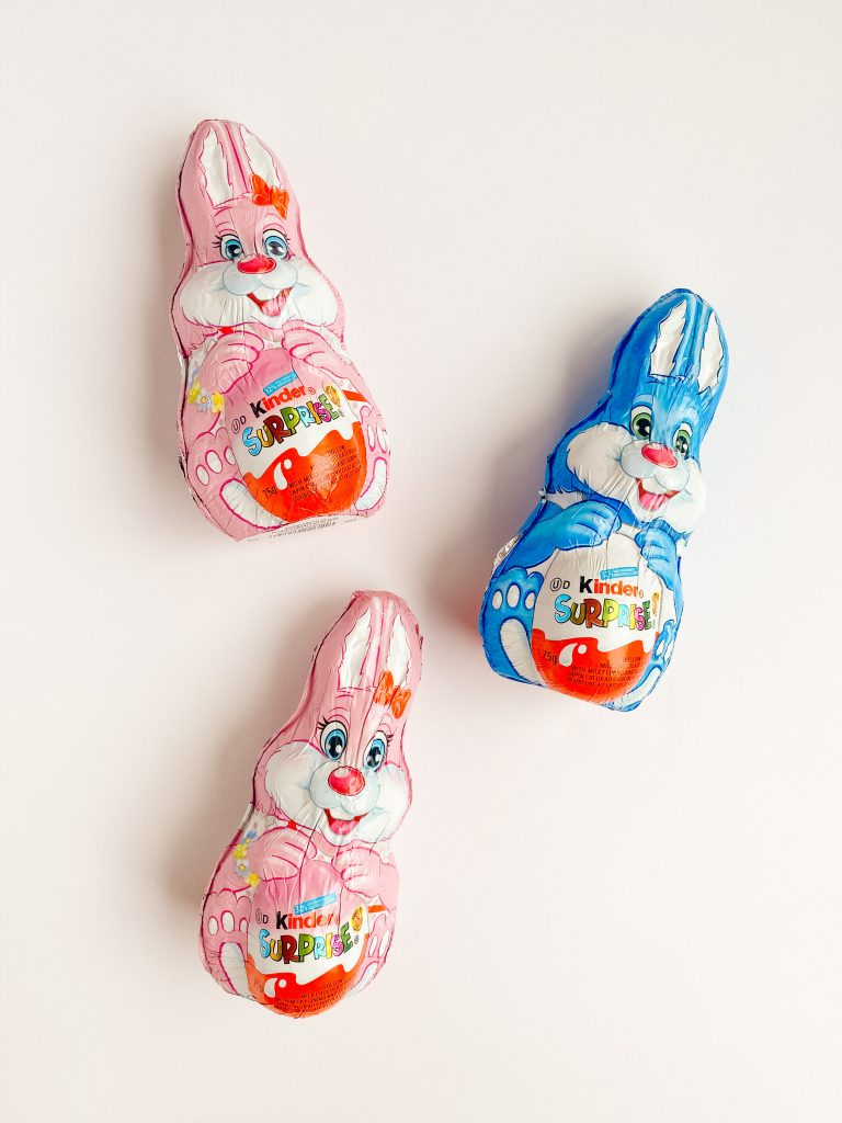 Some Treats - Chocolate Bunnies (Easter Baskets for Kids)