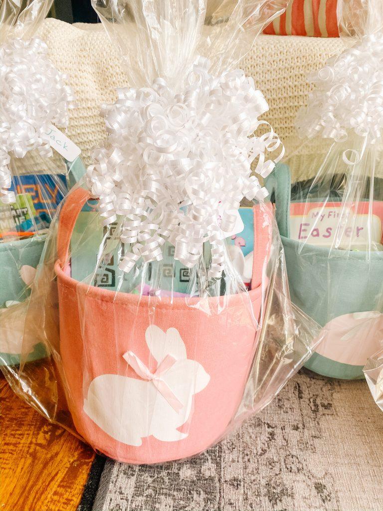 Making Easter Baskets (Easter Baskets for Kids)