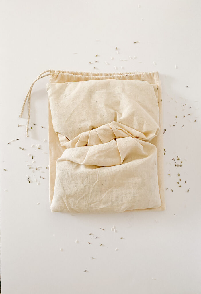 How to Position Rice Bags