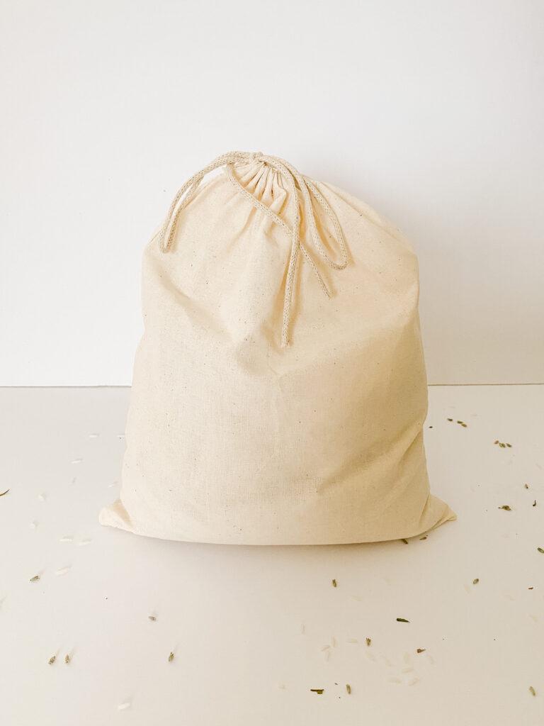 No Sew Lavender Magic Bag