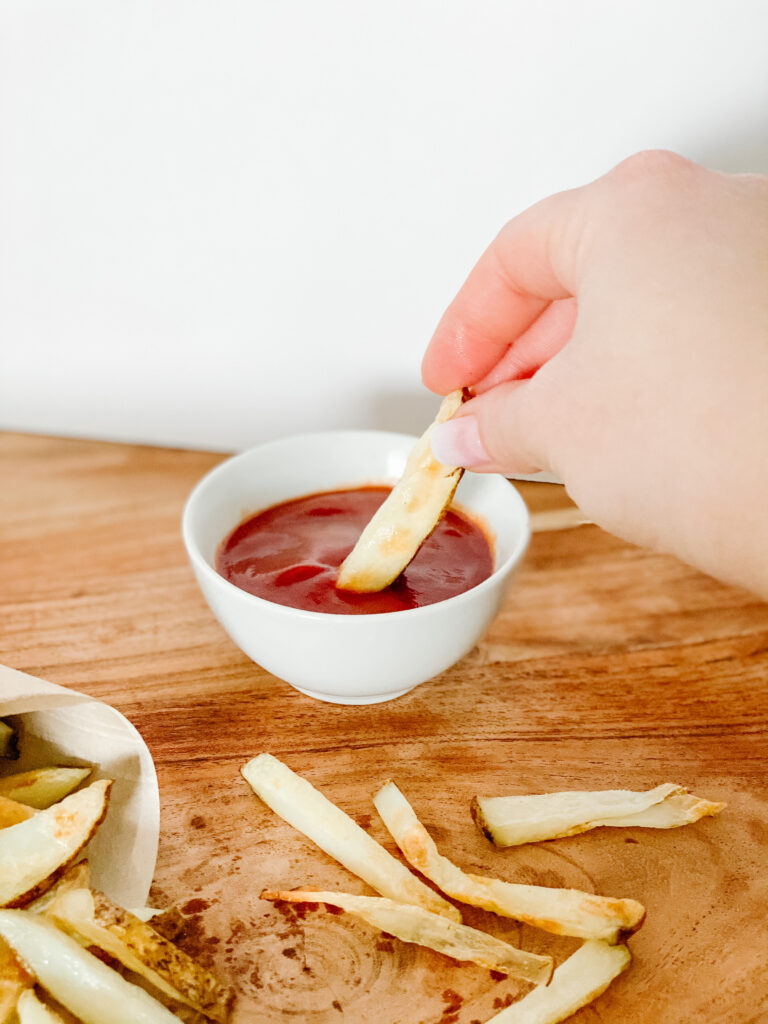 Gluten Free Fries